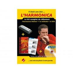 Music en poche 51 + DVD + Harmonica Hohner