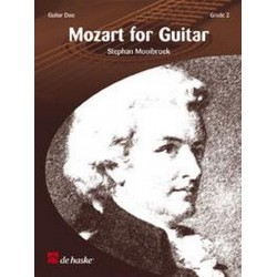 Mozart for Guitar - Duo