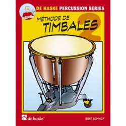 Méthode de Timbale 2 + CD