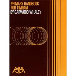 Primary handbook for Timpani - Timbales
