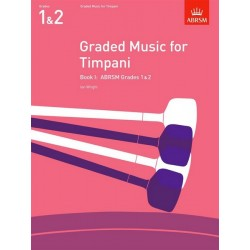Graded Music for Timpani, Book I - Timbales