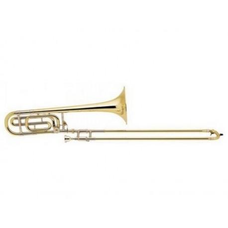 Trombone sib/fa BACH 42 Stradivarius