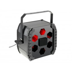 Cameo Moonflower - Projecteur Effet LED TRI Colour 9 W