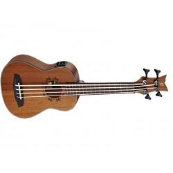 UKULELE Bass Fretless Ortega
