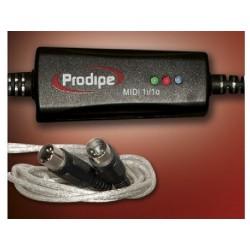 Interface USB-MIDI Prodipe