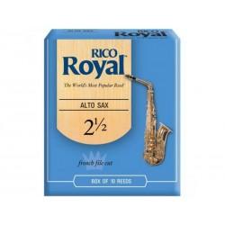 Sax Alto RICO ROYAL - Anche Naturel