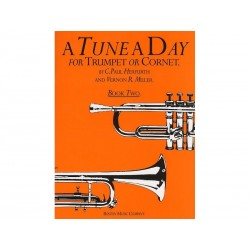 A Tune A Day Vol 2 - trompette