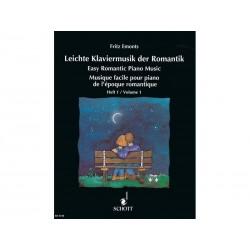 Musique romantique facile pour Piano - vol.1