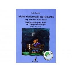 Musique romantique facile pour Piano - vol.2