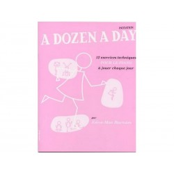 A Dozen A Day - Initation