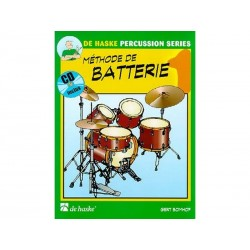 Méthode de Batterie 1 + CD