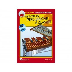 Méthode de Percussion a clavier 2 + CD