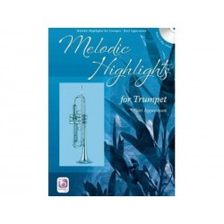 Melodic Highlights - Trompette + CD