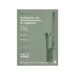 Technical Studies 1 - Trombone - Muller