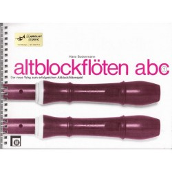 altblockflöten ABC 1 - Bodenmann
