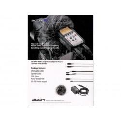 ZOOM H4n - Pack d'accessoire H4nsp
