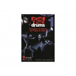 Real Time Drums Vol 1 + CD