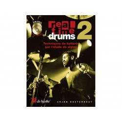 Real Time Drums Vol 2 + CD