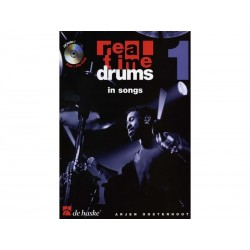 Real Time Drums - 10 titres live + CD