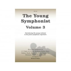 The Young Symphonist Vol 3 + Piano