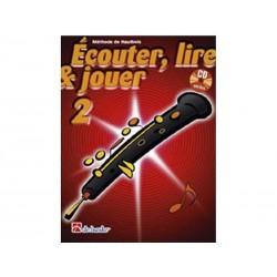 Ecouter, Lire & Jouer 2 - Hautbois