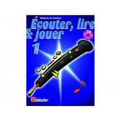 Ecouter, Lire & Jouer 1 - Hautbois