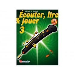 Ecouter, Lire & Jouer 3 - Hautbois