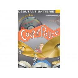 Coup de Pouce Batterie Vol. 2 +CD
