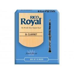 Clarinette Sib RICO ROYAL