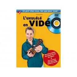 L´ukulélé en vidéo + DVD