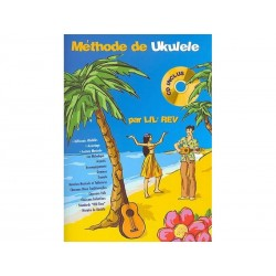 Méthode de ukulélé + CD