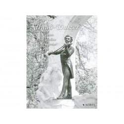 Strauß Walzer Album - Violon + Piano