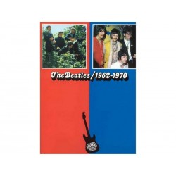 Beatles 1962-1970  Rouge BLeu