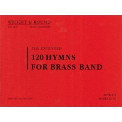 "120 Hymns pour Brass Band - ""Chorale"" A5"