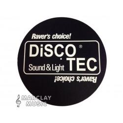 Slipmats - Feutre platine - DiscoTec