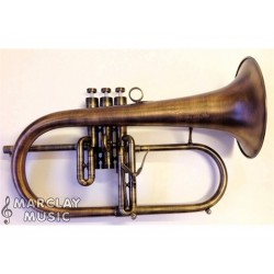 Bugle ADAMS F2 Custom - Antique Brossé