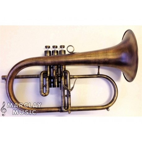 Bugle ADAMS F2 Custom - Antique Brossé
