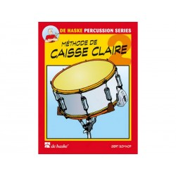 Methode de caisse claire + CD - vol. 2