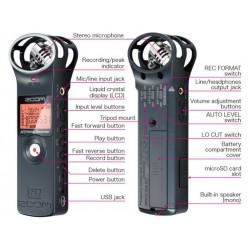 ZOOM H1 V2.0 - Enregistreur numérique