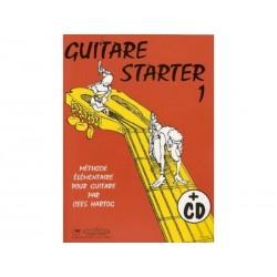 Guitare Starter 1 - méthode