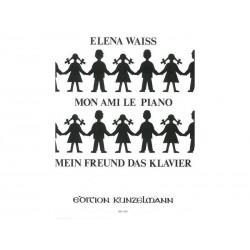 Mon ami le piano - Elena Waiss