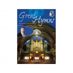 Great Hymn - Flute/Oboie/Violon + CD