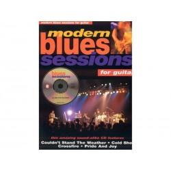 Modern blues sessions + CD