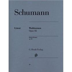 Scènes de la forêt op. 82 - Schumann