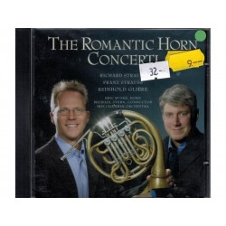 CD The Romantic Horn Concerti