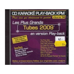 CD karaoké Play-Back KPM