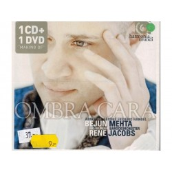 CD Ombra Cara + DVD