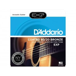 Cordes Acoustique EXP Bronze 80/20