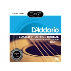 Cordes Acoustique EXP Phosphor/Bronze ♫