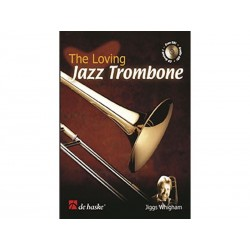 The Loving Jazz Trombone + CD